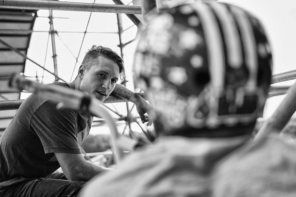 Anthony Napolitan - BMX pro rider
