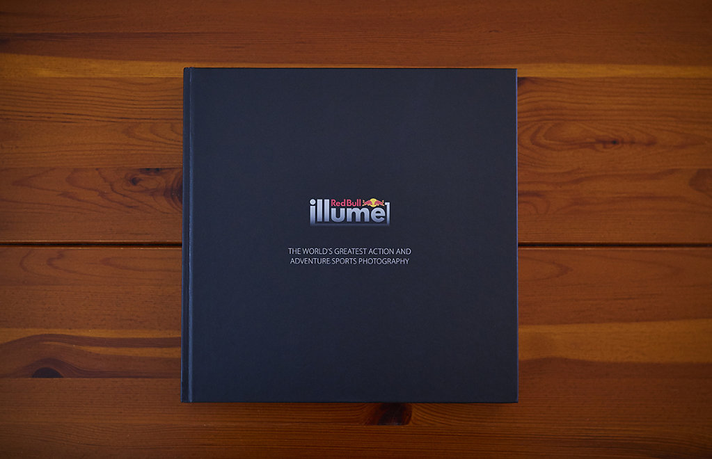 RedBull Illume 2016 coffee table book
