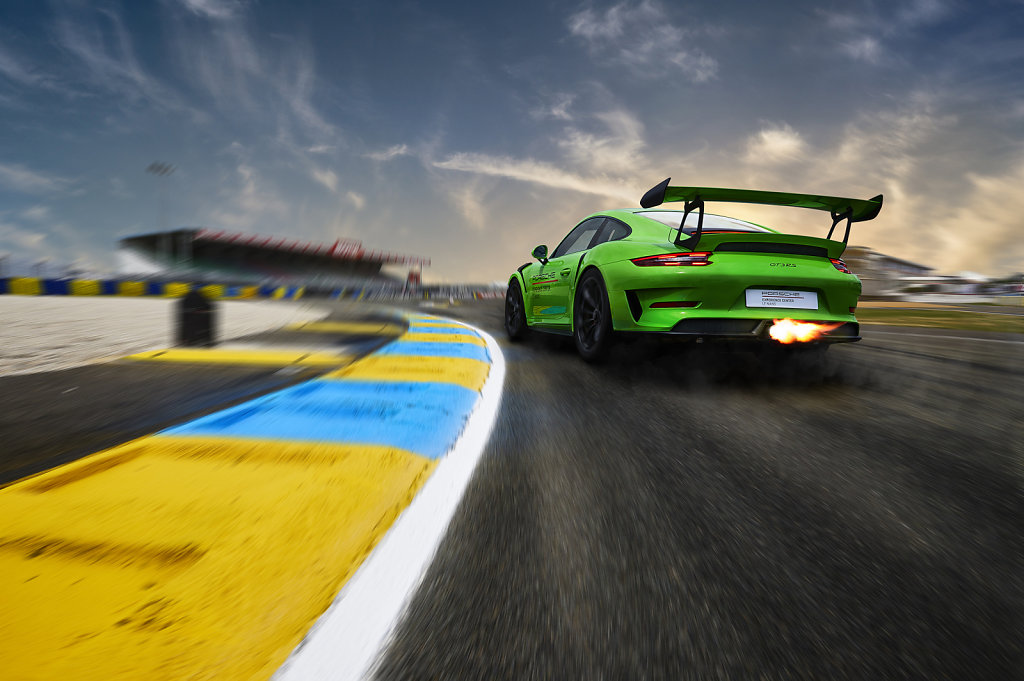 Client - Porsche Experience Center Le Mans - GT3 RS Ph2